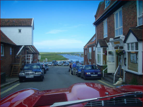 view of Blakeney